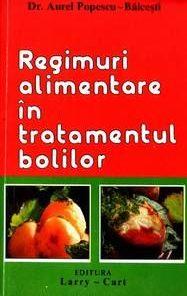 Regimul alimentar in tratamentul bolilor