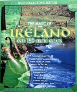 The Magic of Ireland - over 150 celtic greats