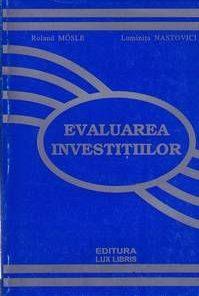 EVALUAREA INVESTITIILOR