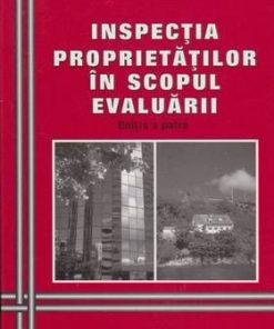 Inspectia proprietatilor in scopul evaluarii