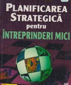 Planificarea strategica pentru intreprinderi mici