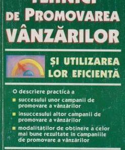Tehnici de promovare a vanzarilor