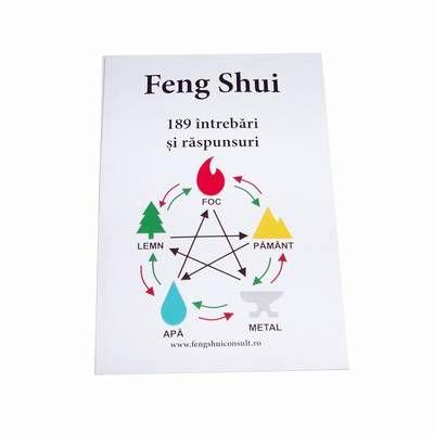 Feng Shui - 189 de intrebari si raspunsuri
