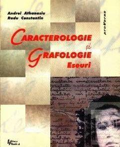 Caracterologie si Grafologie - Eseuri