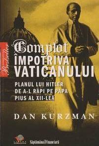 Complot impotriva Vaticanului
