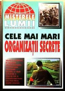Cele mai mari organizatii secrete