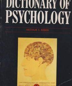 Dictionary of psychology - lb. Engleza