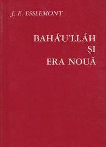 Baha'u'llah si noua era