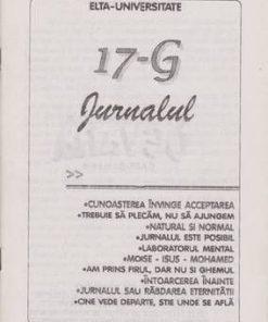 Jurnalul 17-G