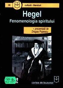 Hegel - Fenomenologia spiritului
