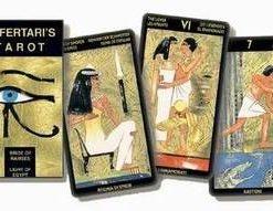 Tarotul Nefertiti - 78 carti - lb romana!