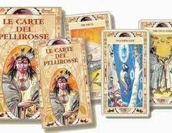 Le Carte dei Pellirosse - 33 carti