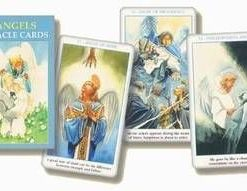 Angel Oracle Cards - Tarotul ingerilor - 32 carti