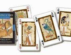 Carti de joc/Tarot - Egiptul antic - 54 carti