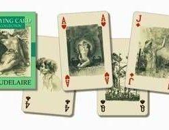 Carti de joc/Tarot - Baudelaire - 54 carti