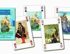 Carti de joc/Tarot - Columb - 54 carti