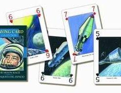 Carti de joc/Tarot - Spre luna - 54 carti