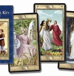 The Pictorial Key Tarot - 78 carti