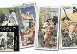Decameron Tarot - 78 carti - cu traducere in limba romana!