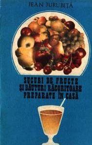 Sucuri de fructe si bauturi racoritoare preparate in casa