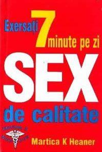 Exersati 7 minute pe zi sex de calitate