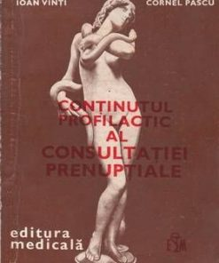 Continutul profilactic al consultatiei prenuptiale