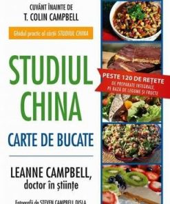 Studiul China (carte de bucate)