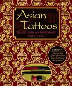 Asian Tattoos - Tatuaje asiatice - set