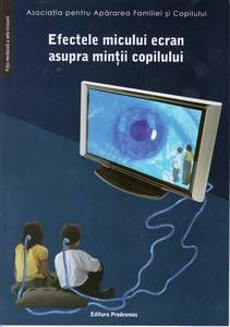 Efectele micului ecran asupra mintii copilului tau