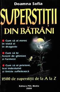 Superstitii din batrani
