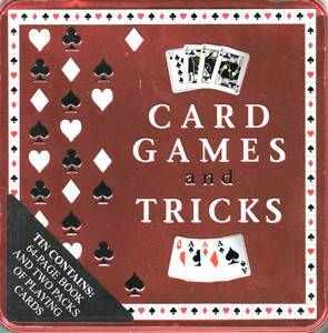 CARD GAMES AND TRICKS