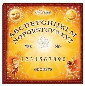 Placa pentru sedinte de spiritism - lb. romana