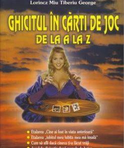 set Ghicitul in carti de joc de la A la Z + carti de Tarot