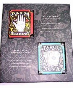Set de tarot si ghicit in palma - Lb. engleza