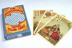 Carti de tarot: 32 carti