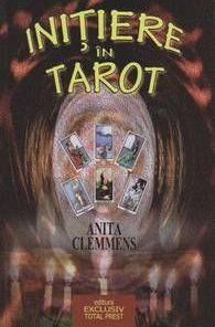 set cartea INITIERE IN TAROT+22 carti