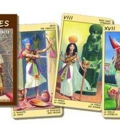 Ramses - Tarotul eternitatii - 78 carti - lb. romana
