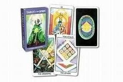 Tarot of The Spirit - Tarotul spiritului - 78 carti