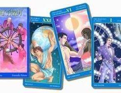Tarotul Gay - 78 carti