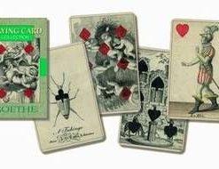 Carti de joc/Tarot - Goethe - 54 carti