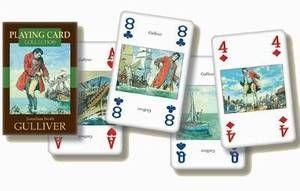 Carti de joc/Tarot - Gulliver - 54 carti