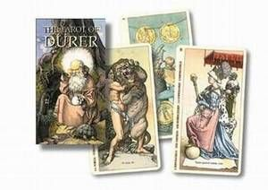 DŘrer Tarots - Tarot Druic - 78 carti