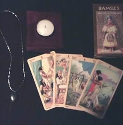 Ramses - Tarot of Ethernity
