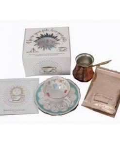 Cana de ghicit in cafea si ceai - model deosebit!