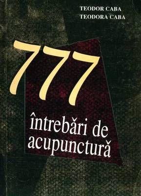 777 intrebari de acupunctura