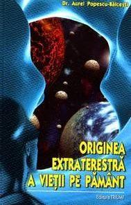 Originea extraterestra pe pamant
