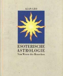Astrologie ezoterica pentru oameni - limba germana