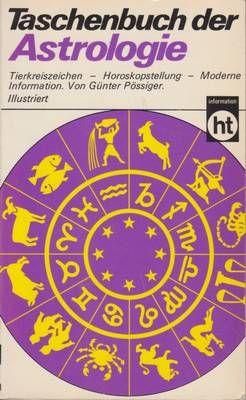 Cartea de buzunar a astrologiei - lb germana