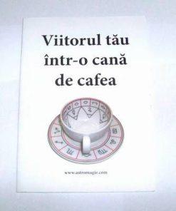 Mini brosura de citit in cafea si ceai