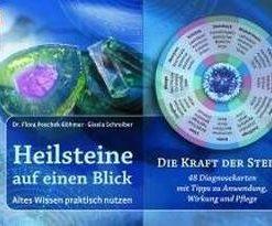 Set - cristalele terapeutice - limba germana